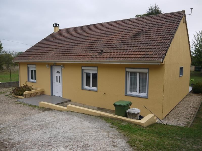Revenda casa Bennecourt 223000€ - Fotografia 1