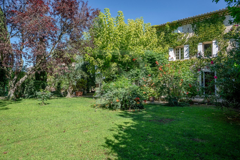 Vente de prestige maison / villa Pernes les fontaines 730000€ - Photo 1