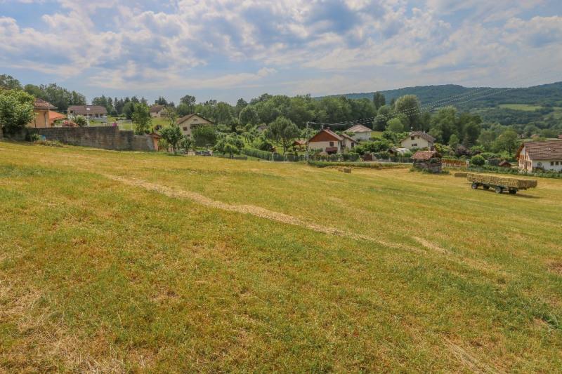 Vente terrain Yenne 183840€ - Photo 2