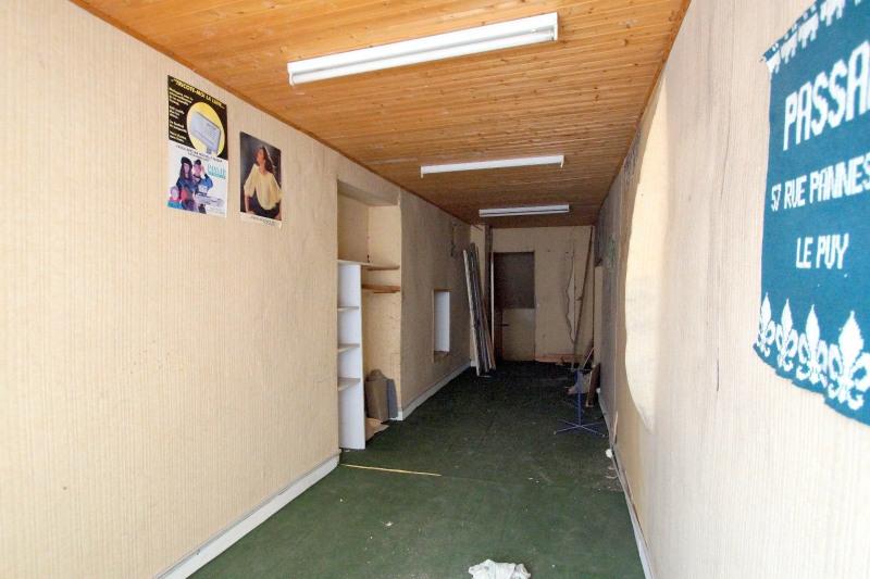 Verkoop  flatgebouwen Le puy en velay 86000€ - Foto 6