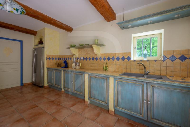 Deluxe sale house / villa Althen des paluds 787000€ - Picture 7