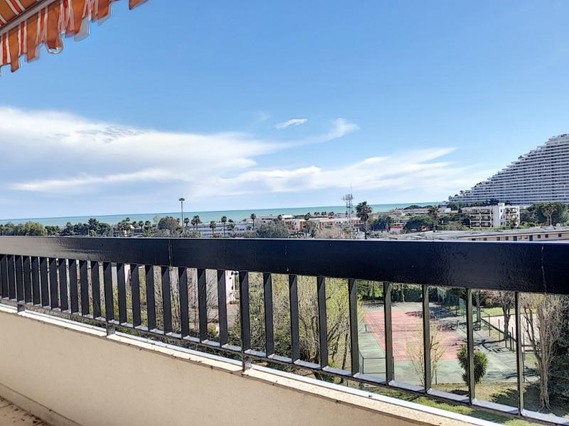 Vente appartement Villeneuve loubet 450000€ - Photo 1