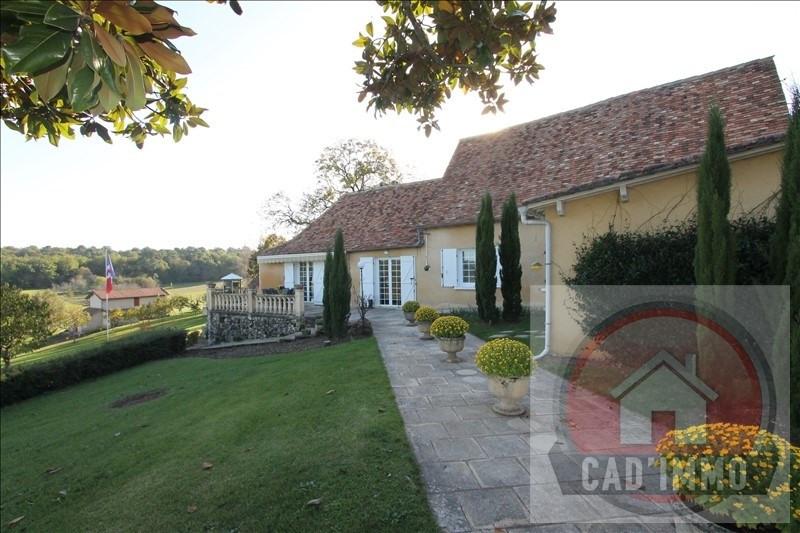 Sale house / villa Queyssac 321000€ - Picture 1