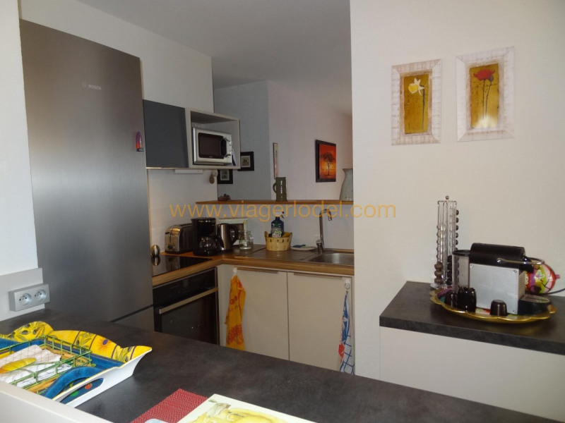 Viager appartement Lattes 140 000€ - Photo 2