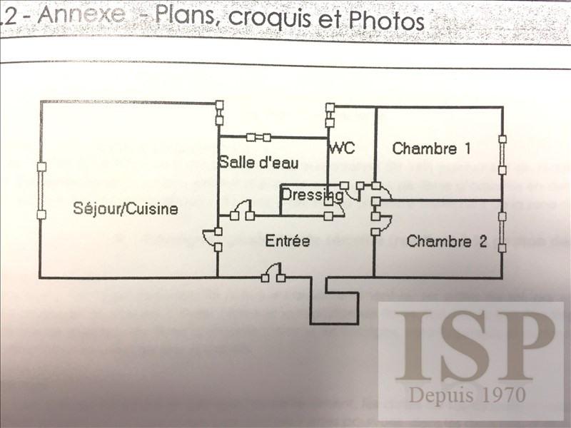 Vente appartement Marseille 10ème 110000€ - Photo 2