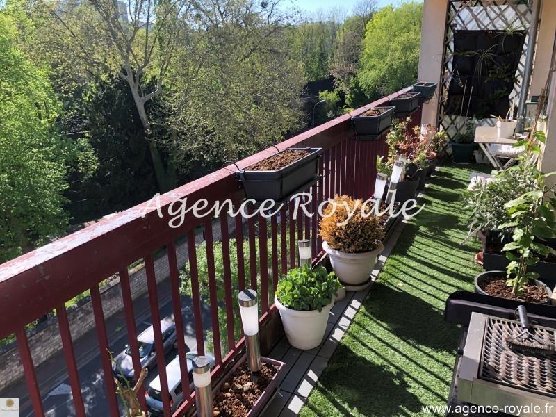 Sale apartment St germain en laye 483000€ - Picture 2