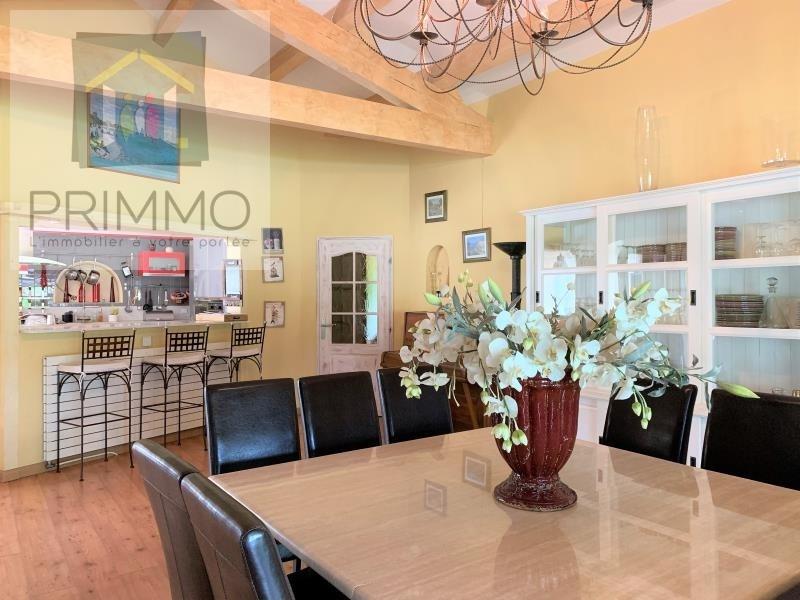 Vente de prestige maison / villa Cavaillon 630000€ - Photo 4