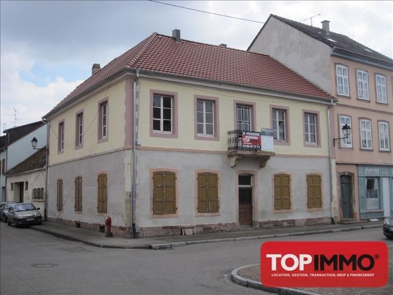 Produit d'investissement immeuble Neuf brisach 222000€ - Photo 1