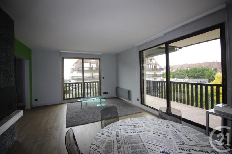 Verkoop  appartement Deauville 470000€ - Foto 3