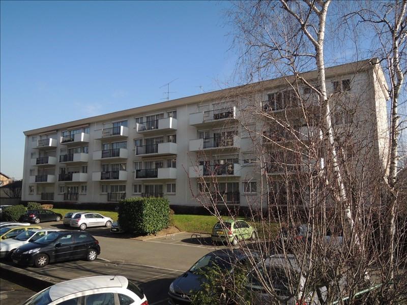 Vente appartement Poissy 259000€ - Photo 1