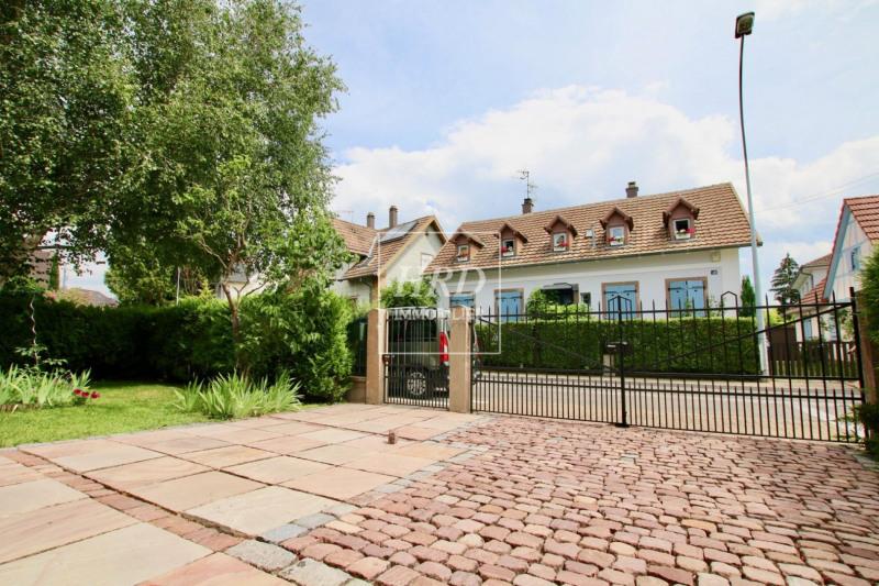 Revenda residencial de prestígio casa Strasbourg 797000€ - Fotografia 7