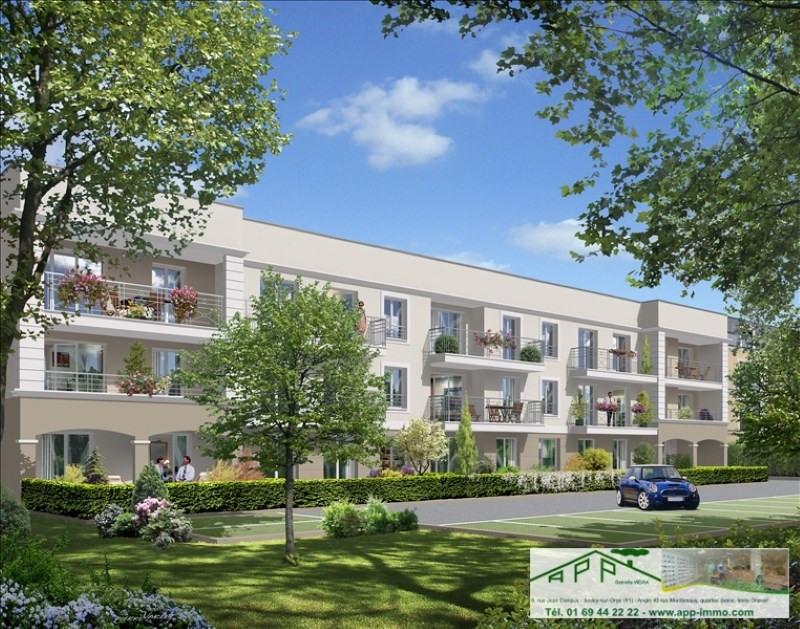 Rental apartment Draveil 757€ CC - Picture 1