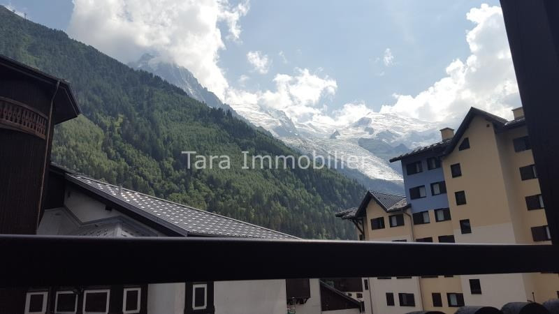 Sale apartment Chamonix-mont-blanc 165 000€ - Picture 2