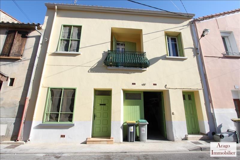 Rental apartment Rivesaltes 660€ CC - Picture 1