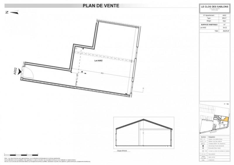 Vente appartement Linas 101450€ - Photo 4