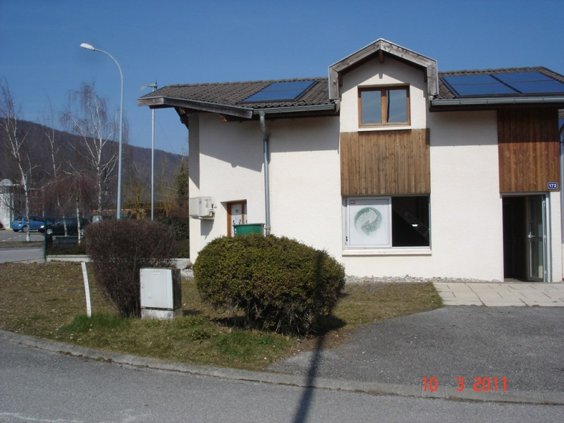 Rental empty room/storage Sevrier 2 310€ CC - Picture 2