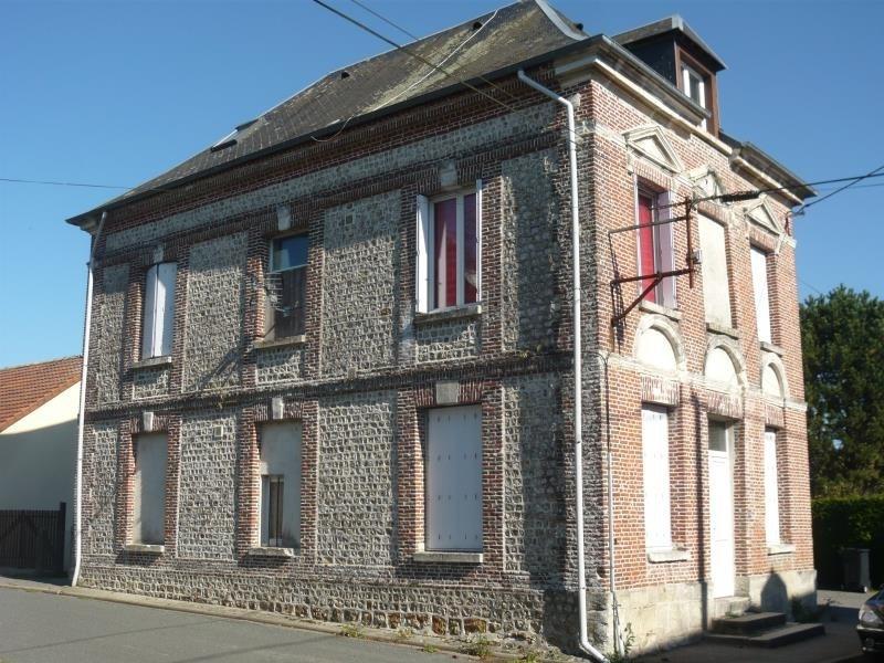 Vente immeuble Fauville en caux 172000€ - Photo 1