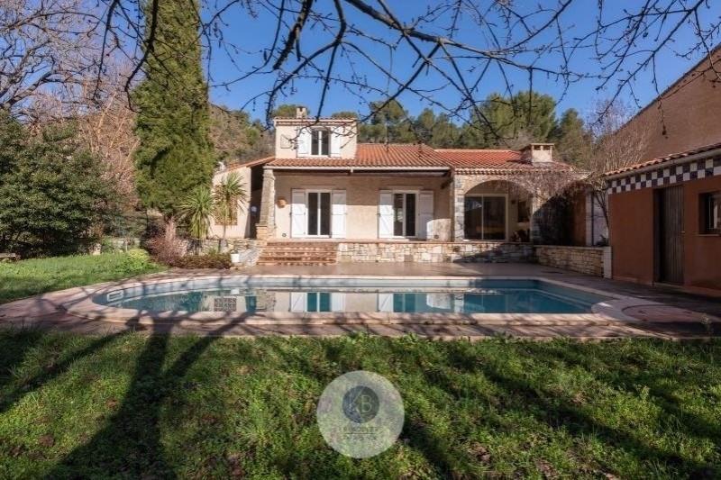 Deluxe sale house / villa Rousset 579500€ - Picture 1