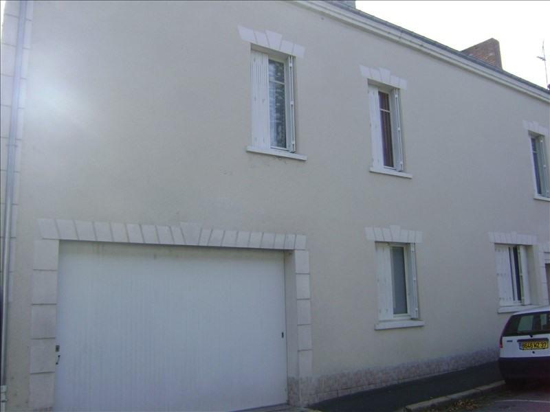 Vente maison / villa Château-renault 156000€ - Photo 1