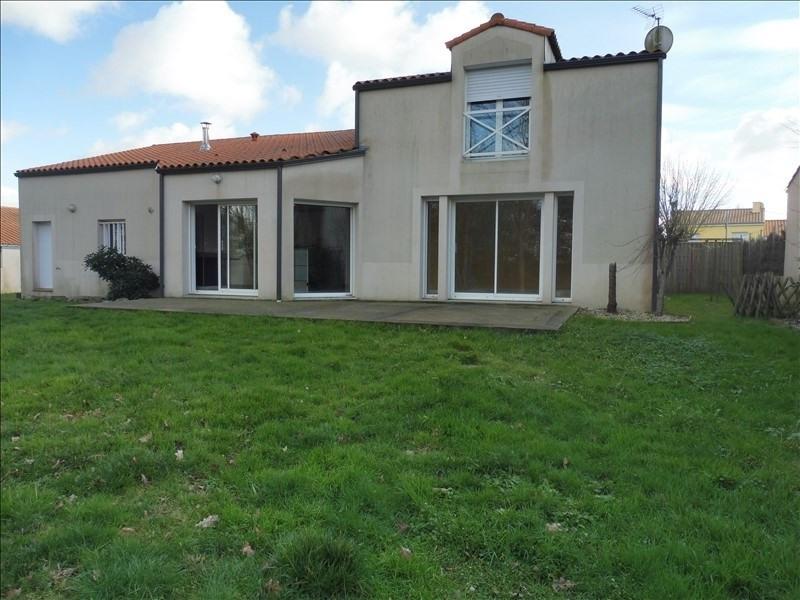 Vente maison / villa La genetouze 238500€ - Photo 1
