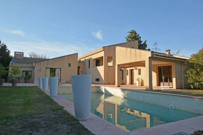 Venta de prestigio  casa Morieres les avignon 655000€ - Fotografía 1
