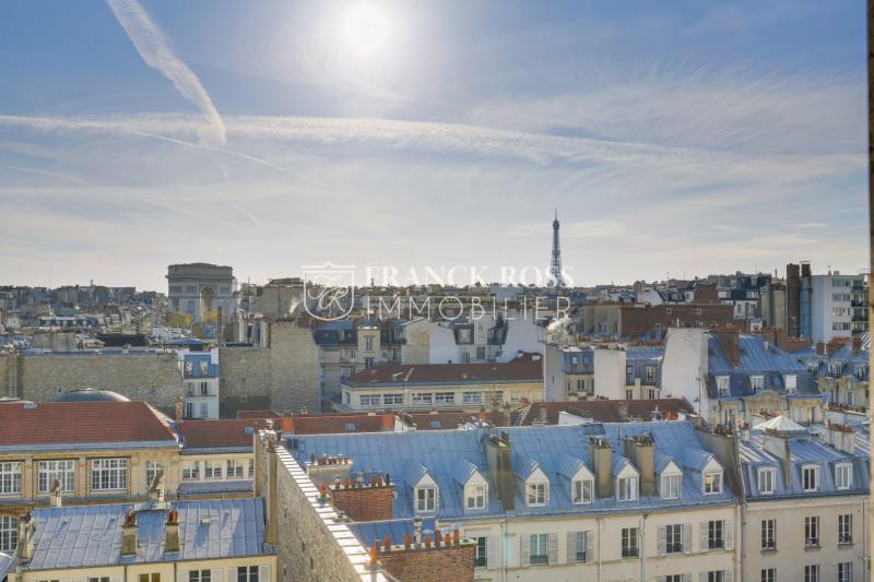 Alquiler  apartamento Paris 17ème 3930€ CC - Fotografía 1