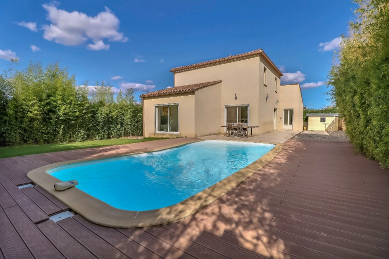 Vente maison / villa Bouillargues 373000€ - Photo 1