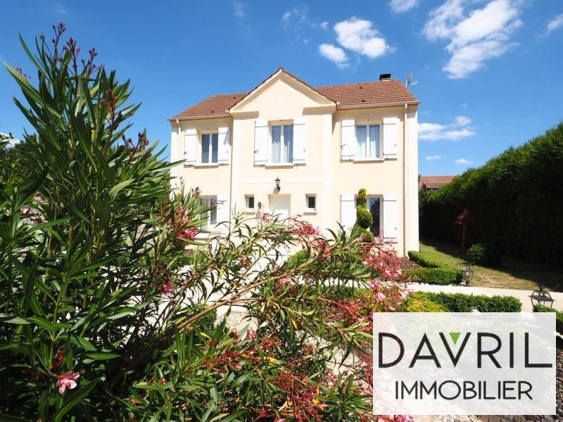Vente maison / villa Conflans ste honorine 550000€ - Photo 4