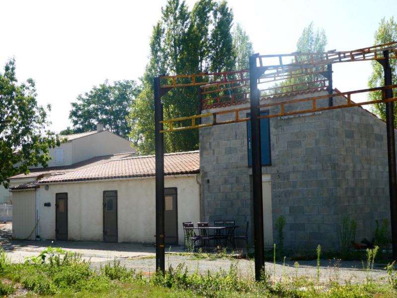 Bâtiment à réhabiliter en habitation