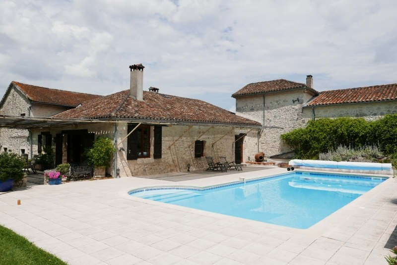 Vente maison / villa Lectoure 485 000€ - Photo 1