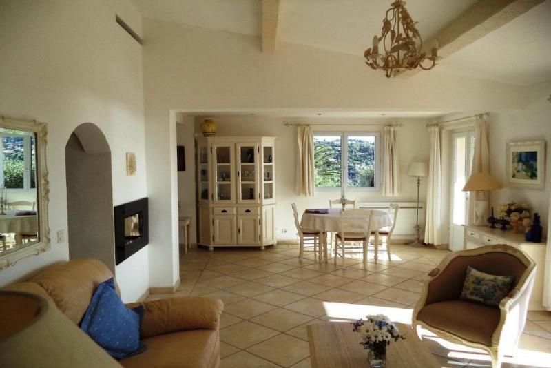 Vente maison / villa Les issambres 889000€ - Photo 4