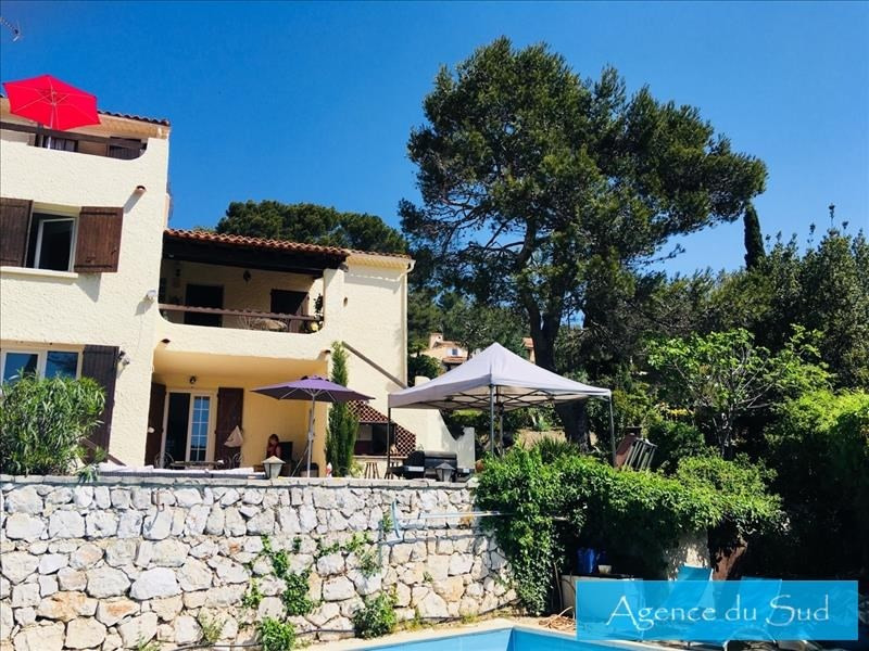 Vente maison / villa Carnoux en provence 550000€ - Photo 3