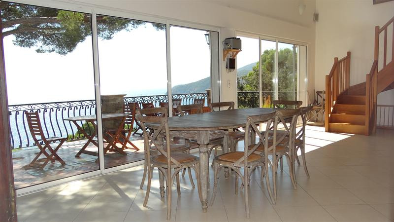 Vacation rental house / villa Cavalaire sur mer 1 500€ - Picture 16