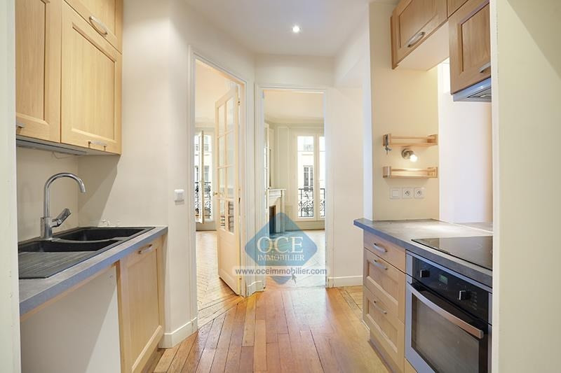 Deluxe sale apartment Paris 14ème 797000€ - Picture 4