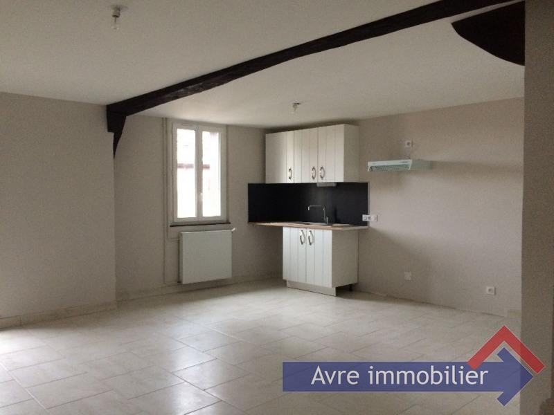 Rental apartment Verneuil d'avre et d'iton 700€ CC - Picture 1