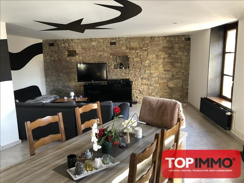 Sale apartment Rambervillers 75000€ - Picture 2