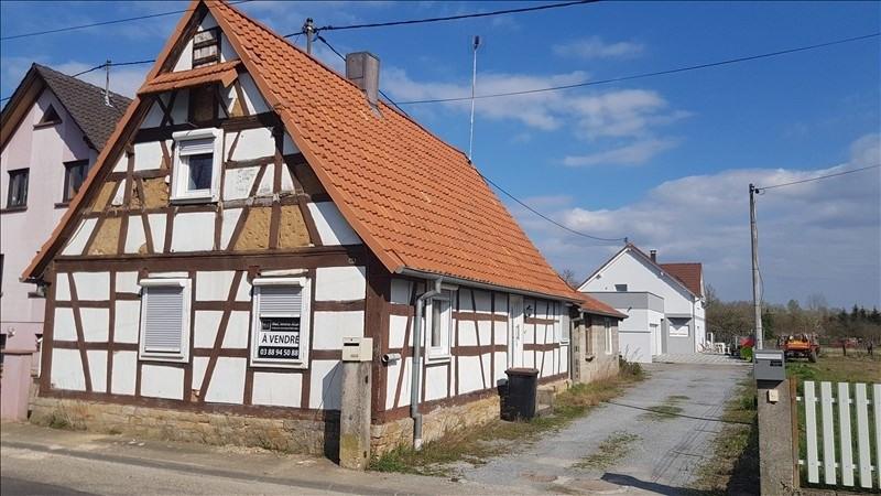 Investment property house / villa Seltz 69000€ - Picture 2