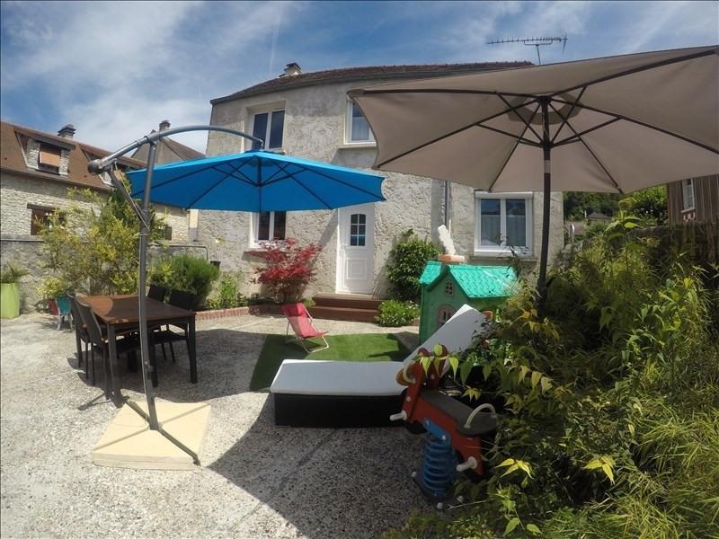 Venta  casa Auffreville brasseuil 203000€ - Fotografía 1