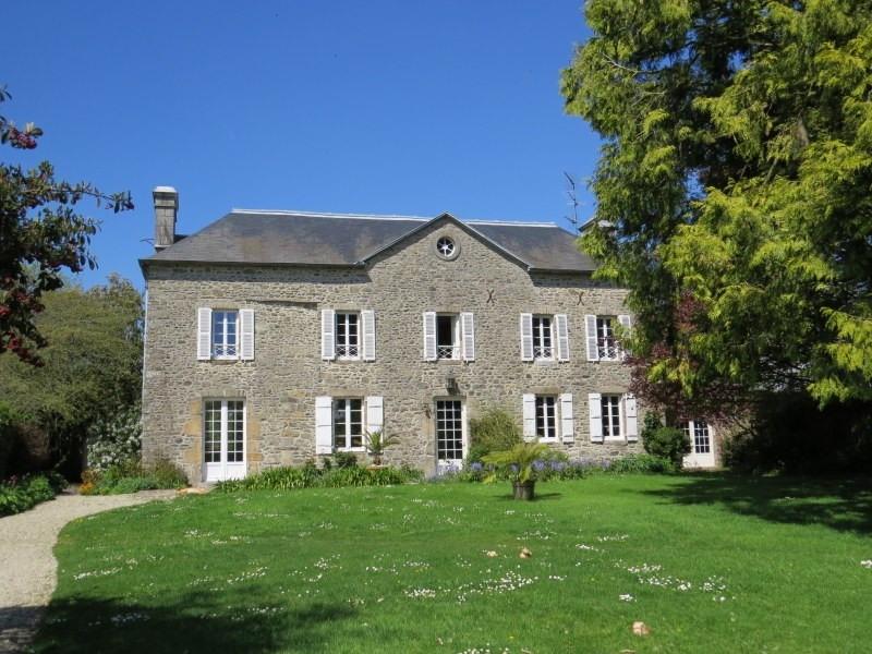 Verkoop  huis Coutances 475000€ - Foto 1