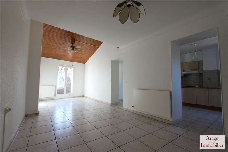 Location appartement Rivesaltes 650€ CC - Photo 1