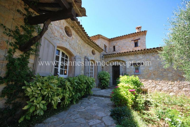 Deluxe sale house / villa Grasse 1590000€ - Picture 7