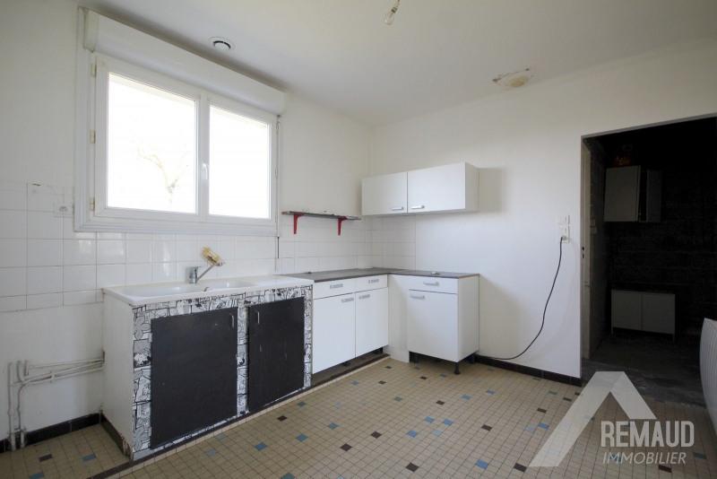Sale house / villa La genetouze 127540€ - Picture 4