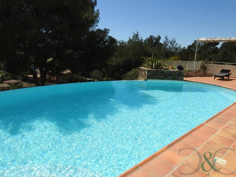 Immobile residenziali di prestigio casa Bormes les mimosas 1390000€ - Fotografia 2