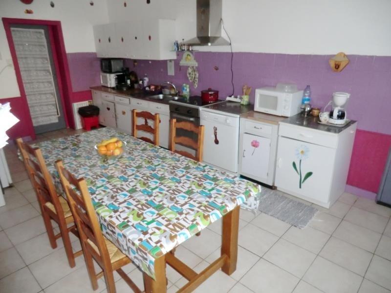 Sale house / villa Dompierre du chemin 114400€ - Picture 2