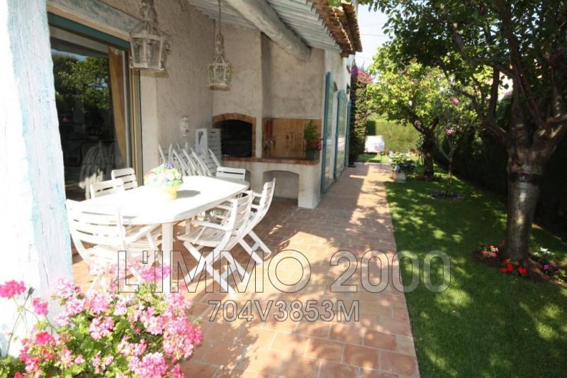 Vente de prestige maison / villa Juan-les-pins 1850000€ - Photo 7