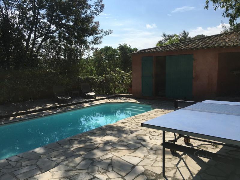 Vacation rental house / villa Roquebrune sur argens 1650€ - Picture 19