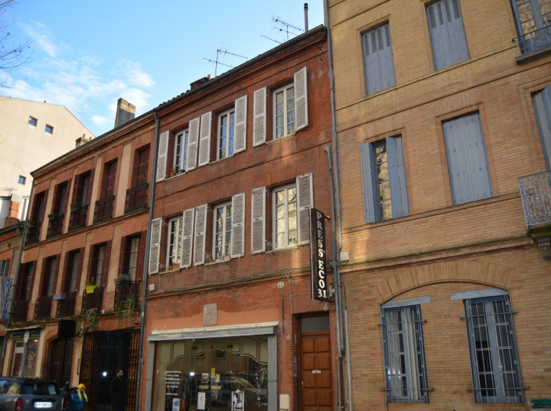 Rental apartment Toulouse 1 250€ CC - Picture 1