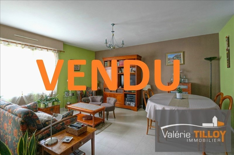 Vente appartement Bruz 112 000€ - Photo 1