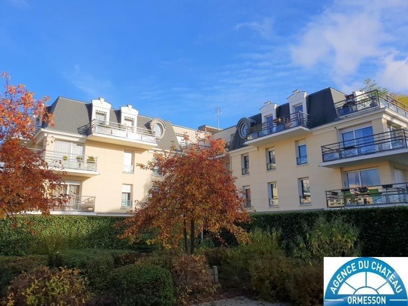 Vente de prestige appartement Le plessis trevise 339000€ - Photo 1