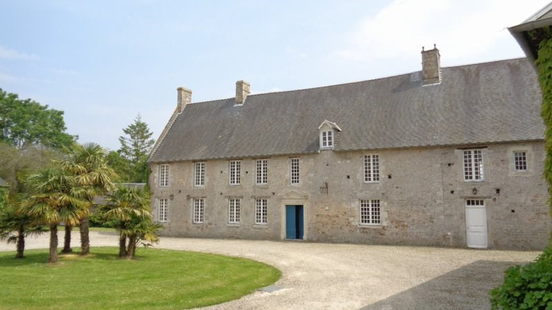 Deluxe sale chateau Isigny sur mer 682 500€ - Picture 1